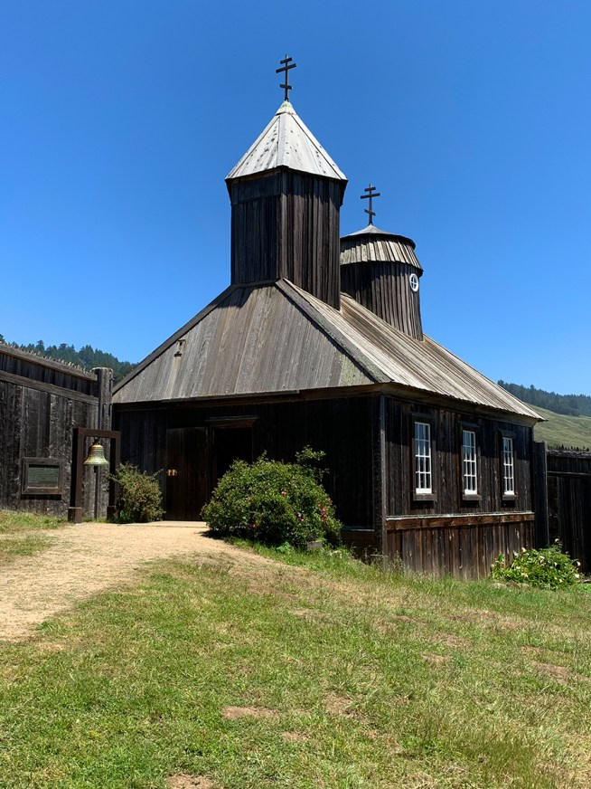 Fort Ross Church