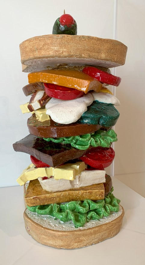 Sandwich Sculpture