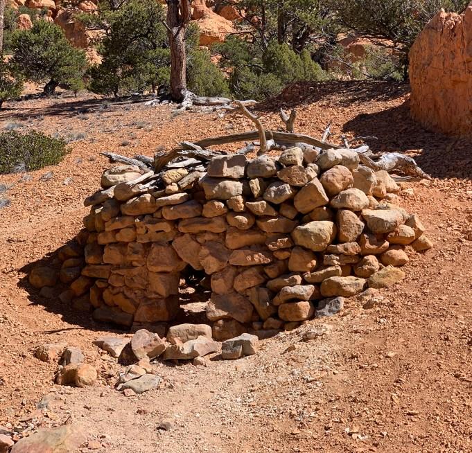 Ancient Dwelling Replica