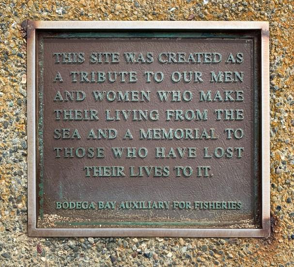 Memorial Tribute Plaque