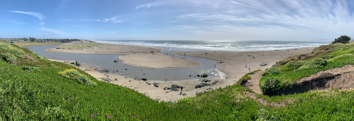 North Salmon Creek Beach