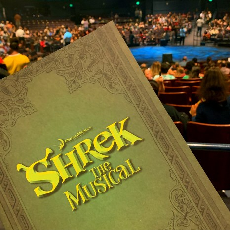 Shrek at Music Circus