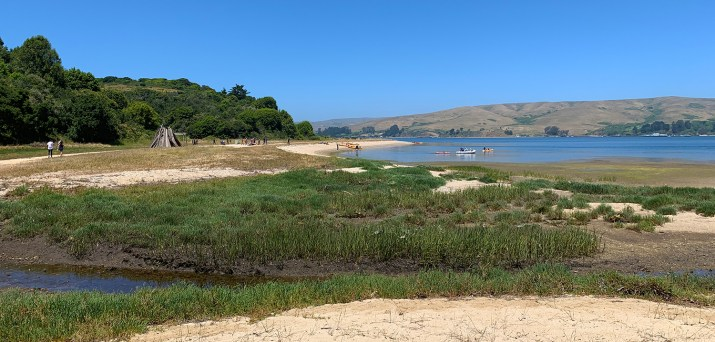 Tomales Bay State Park Indian Beach