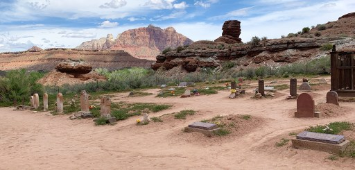Grafton Ghost Town Cemetary