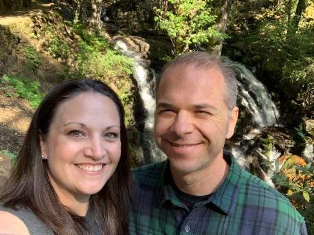 Jennifer and Brian Bourn