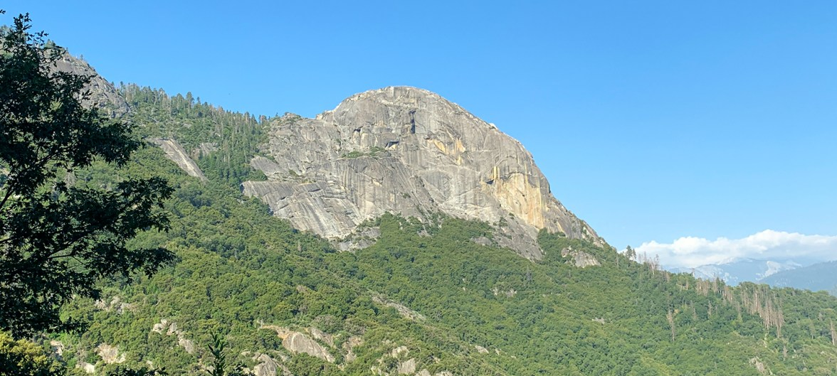 View of Moro Rock