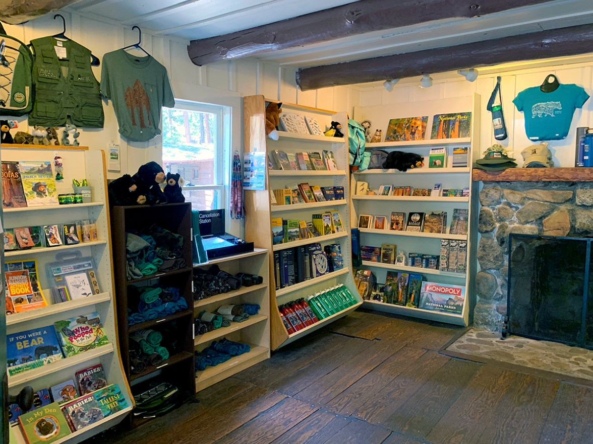 Cedar Grove Visitor Center Store