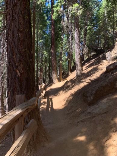 Eagle Rock Uphill Dirt Trail