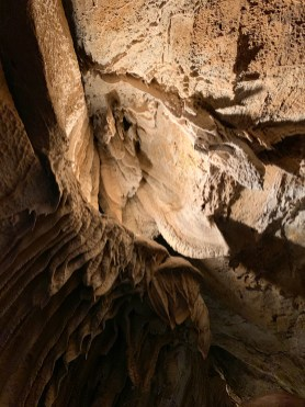 Marble Cave Formations