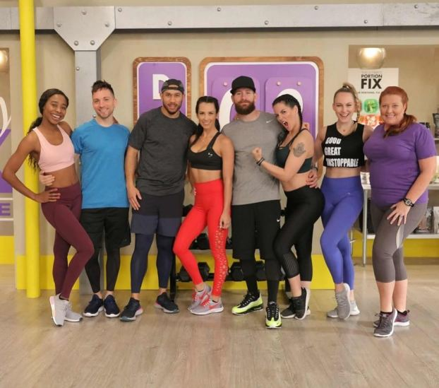 21 Day Fix Real Time Cast