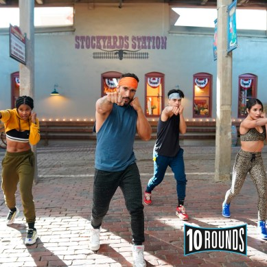 10 Rounds Boxing Fitness Program