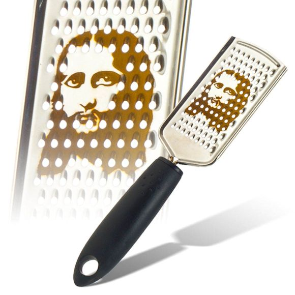 cheesus christ our grate