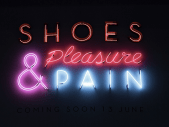 V&A shoes pleasure and pain exhibition heels