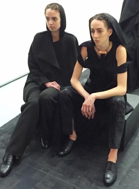 omer asim london fashion week AW16