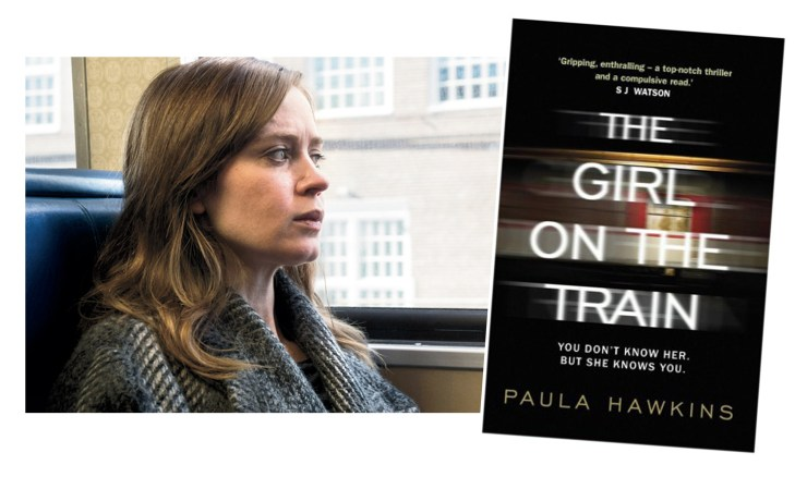 January Favourites the-girl-on-the-train-book Paula Hawkins 2016 movie emily blunt