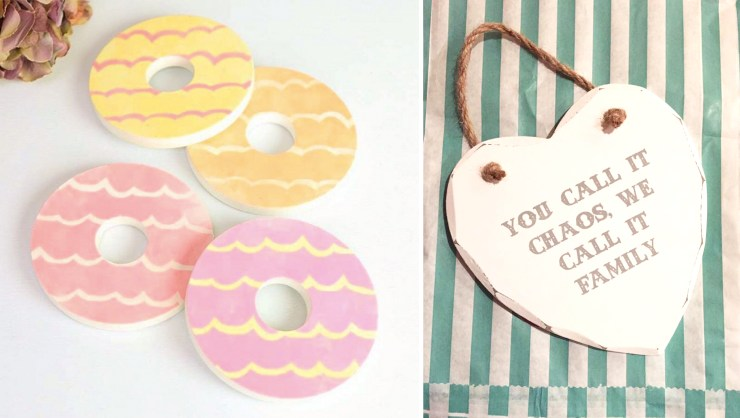 March Favourites Sass And Belle Party Ring Coasters