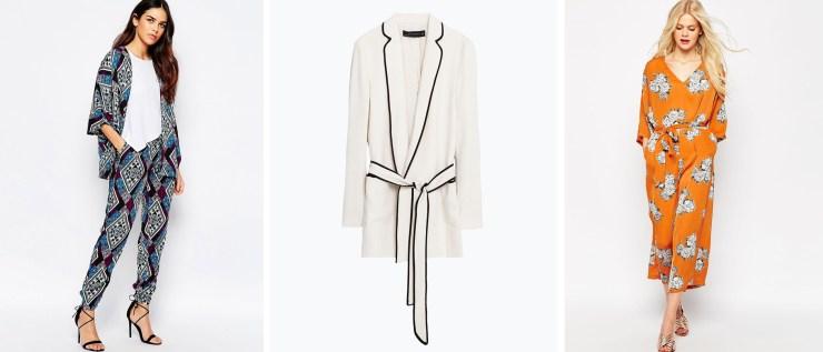 ASOS Zara Pyjamas Trend