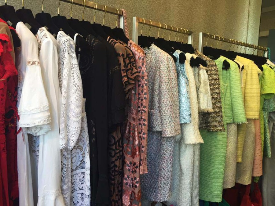 ELA London Knightsbridge Love Lemons Elena Antoniades Fashion Store Opening