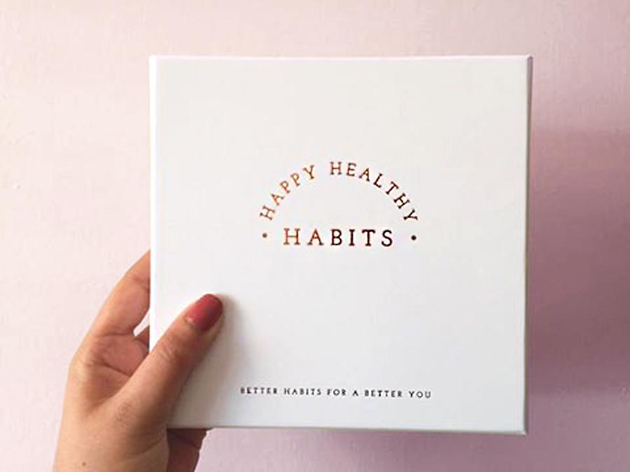 Habits Happy Healthy Kikki.K Box