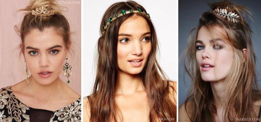 Tiara Trend Spring 2016 Model Headband