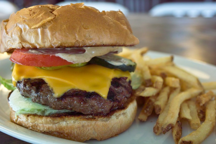 California Jennys Giant Burger West Coast Pacific Ocean Road Trip Holiday Travel City Guide