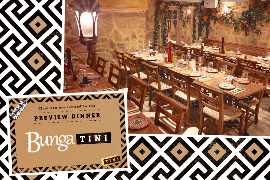 bungatini-italian-restaurant-invitation-press-preview-dinner-covent-garden-drury-lane-london-food