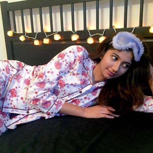 cyberjammies-pyjama-floral-cotton-sleep-bed-night-eyemask