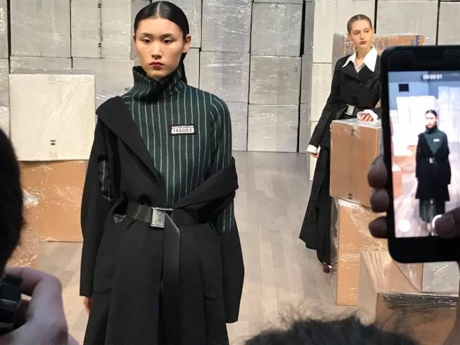 London Fashion Week LFW Round Up AW17 Haizhen Wang