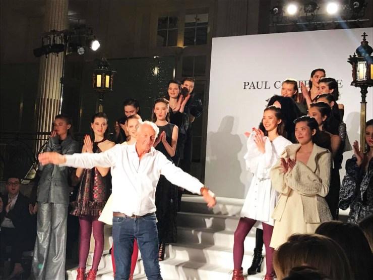 London Fashion Week LFW Round Up AW17 Paul Costelloe