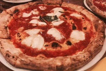 Quartieri Restaurant Kilburn Italian Italy Menu Launch Food Mozzerella Tomato Pizza Bloggers Press Night