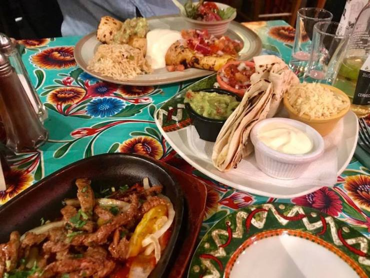 Miro's Cantina Mexicana Edinburgh Rose Street Scotland Travel Guide Itinerary