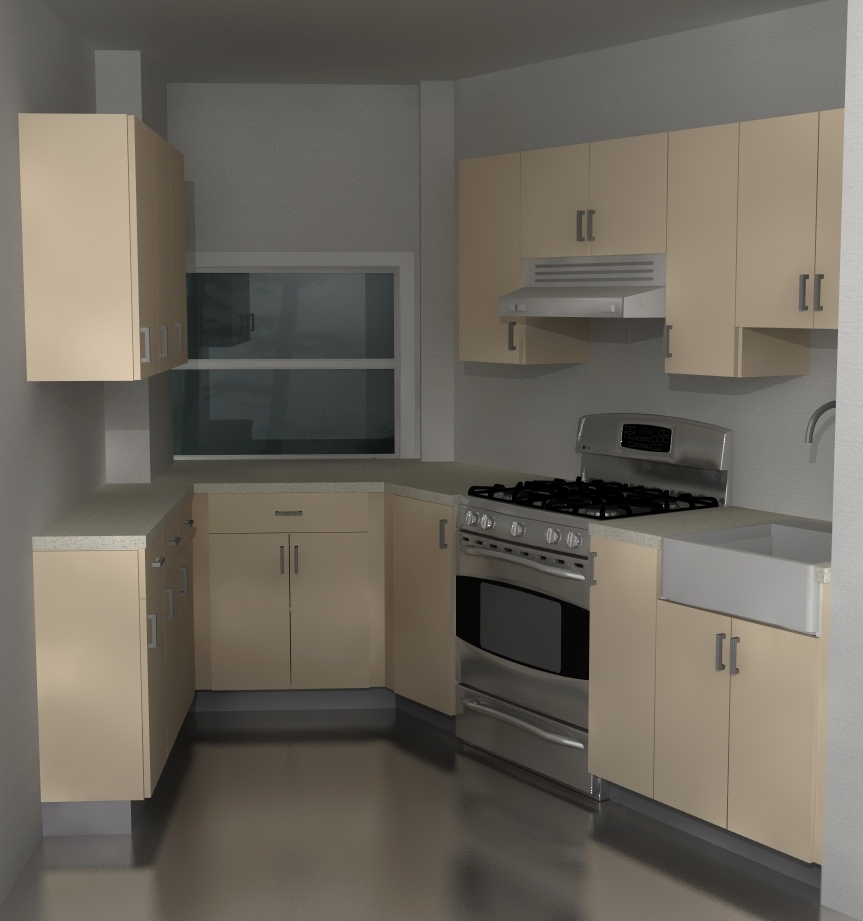 ikea kitchen remodel honest zeal a functional design for an angled space