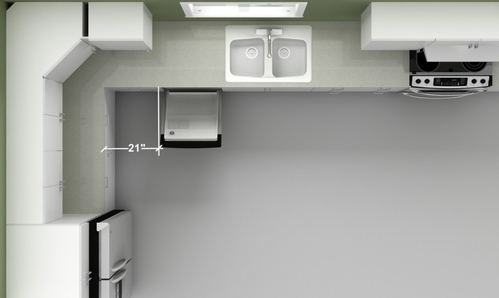 Tips Kitchen Design Layout