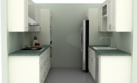 IKEA kitchen layouts: Pros and cons of a galley kitchen