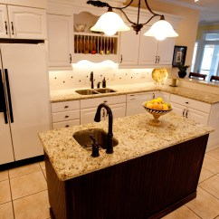 Kitchen Island For Small Tile Countertops A That Works