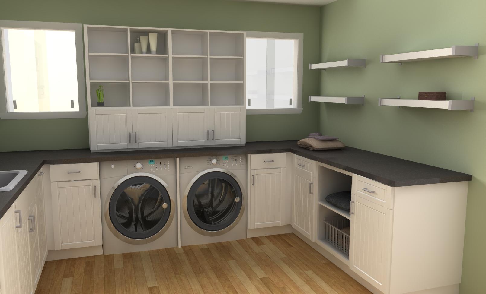 Laundry Room Fixtures