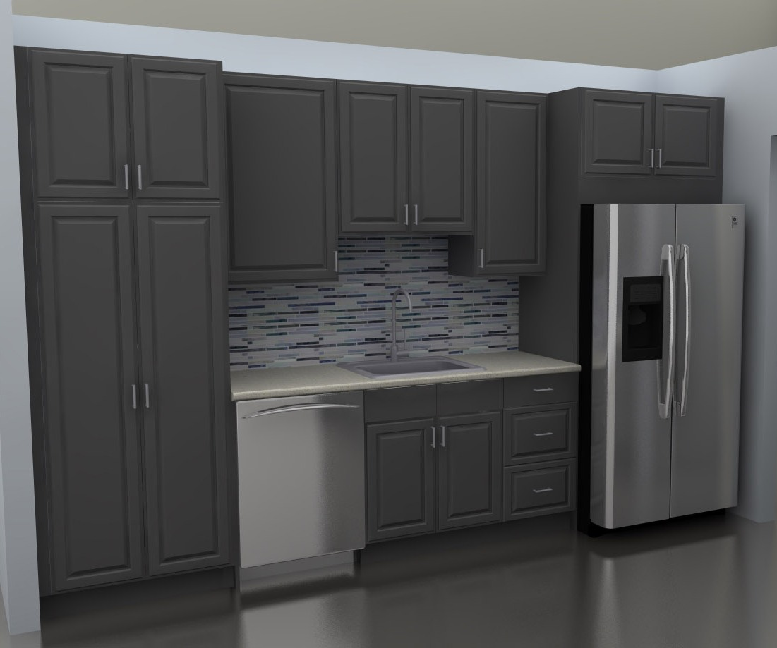 ikea kitchen cupboards white cabinets ideas at sink wall