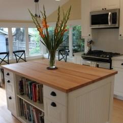 Ikea Kitchen Hutch Teak Cabinets Amber's Bright, New
