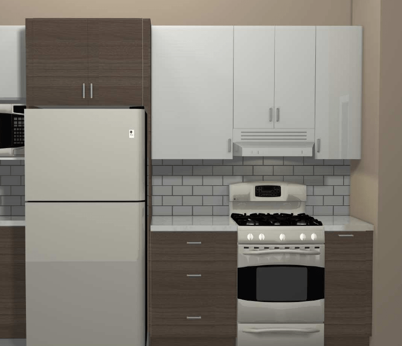 small corner hutch kitchen green cabinets 5 simple tips to increase counter space at your