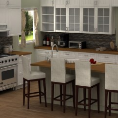 Ikea Kitchen Island Canada All In One Units Our First Famous Design Using Ikeas Sektion
