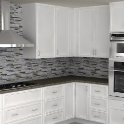 Corner Upper Kitchen Cabinet Mobile Home Cabinets Blind Matttroy