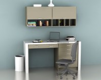 IKEA Kitchen Hack: Class Up a DIY Desk with a Custom Lap ...