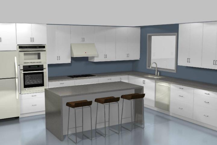 Kitchen Floor Planner