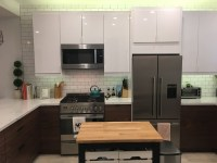 A Small IKEA Kitchen? Lets Get Vertical, Vertical