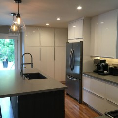 3 Light Kitchen Island Pendant Gas Ranges A Sophisticated Yet Family-friendly Ikea Design