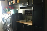 How to Design a Laundry Room and Bathroom with IKEA