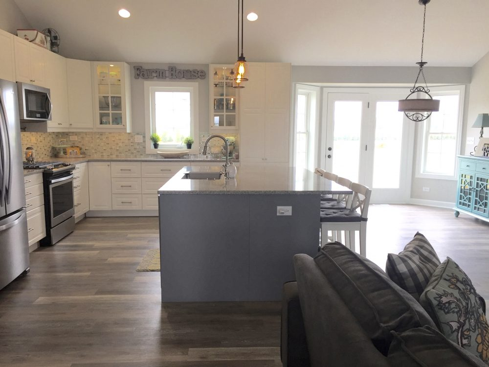 A Modern Farmhouse Kitchen for A SelfDescribed IKEA Freak