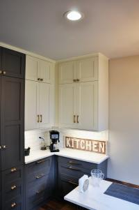 Ahoy! An IKEA Kitchen with a True Shaker Style Door