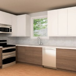 Ikea Kitchens Cabinets Kitchen Utensil Crock Three Cabinet Designs Under 5 000 We Were Able To Design Her Voxtorp And Jarsta For 4 619 Semihandmade S Doors Are In A Separate Quote She Did Make It On Time The Sale