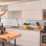 Using Wall Cabinets To Maximum Effect In Your Ikea Kitchen